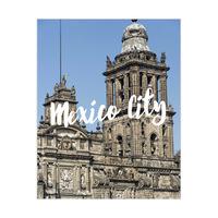 Mexico City - Color