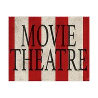 Movie Theater Stripes