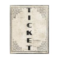 Fancy Ticket