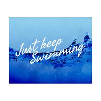 Just Keep Swimming - Underwater