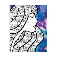Splat Musical Girl Alpha