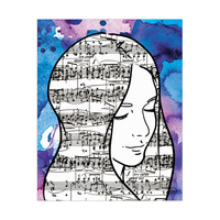 Musical Splat Alpha