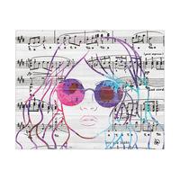 Artsy Music Sheet Alpha