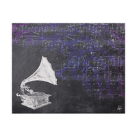 Phonograph Chalk Alpha