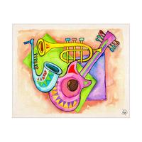 Folk Music In Color Alpha