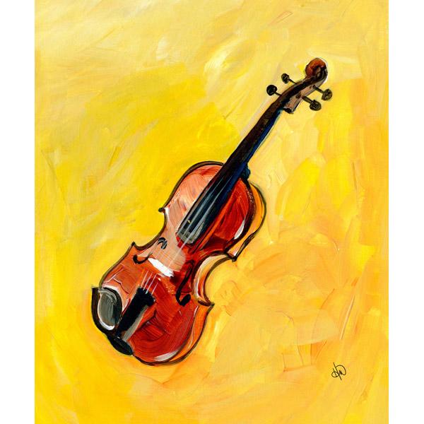 Violino Alpha