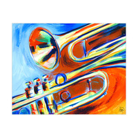 Dueling Trumpets Alpha