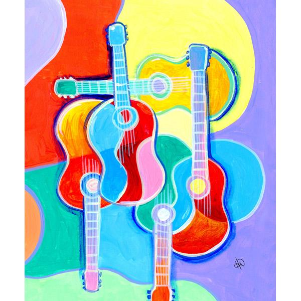 Guitar Composition Alpha