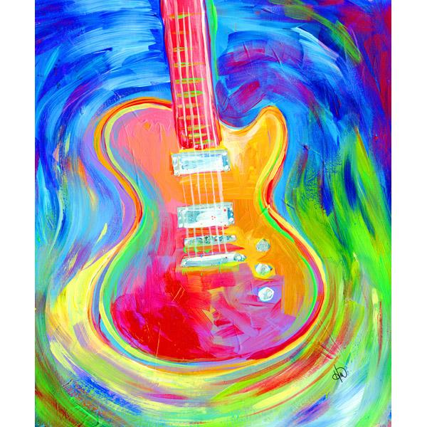 Goofy Guitar Alpha
