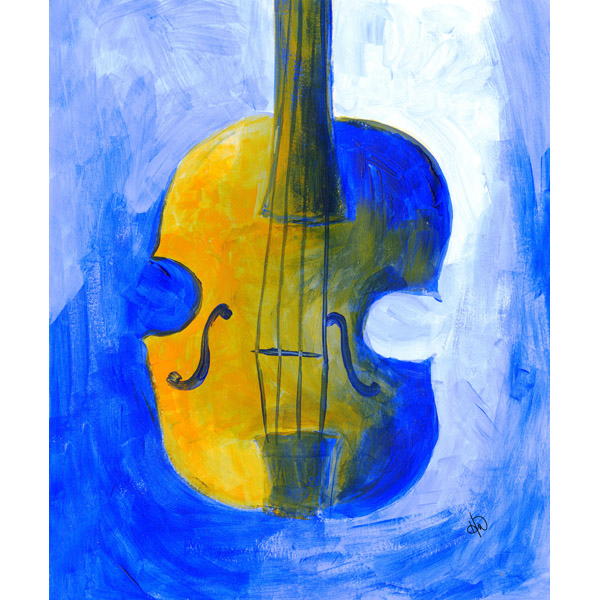 Bass Violin Alpha