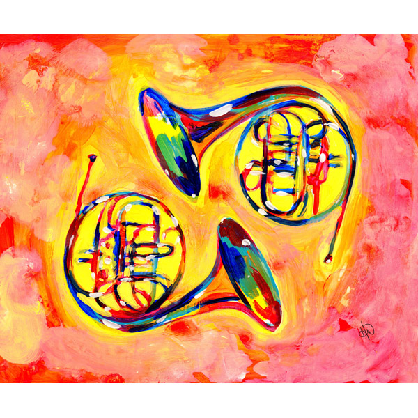 French Horns Alpha