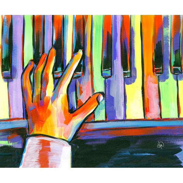 Slow Easy Piano Alpha