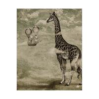 Giraffe and Airship Alpha