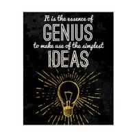 Genius Ideas - Black