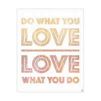 Do What You Love - Orange