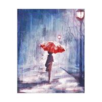A Rainy Walk