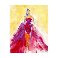 Flowing Dress Alpha