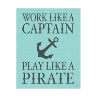 Work Like a Captain