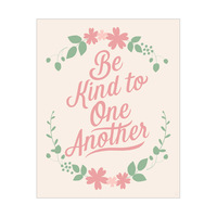 Be Kind to One Another - Light