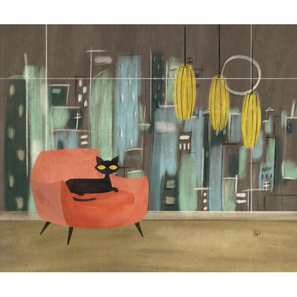 City Cat Lounge Alpha