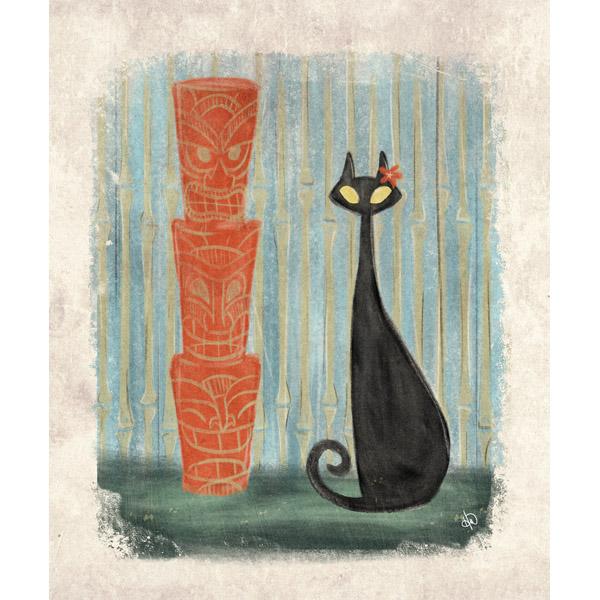 Tiki Cat Alpha