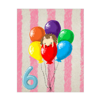 Six Balloon