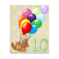 Ten Balloon