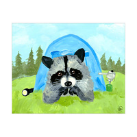 The Camping Racoon Alpha