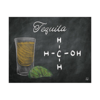 Tequila Chalkboard Alpha