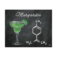 Margarita Chalkboard Alpha