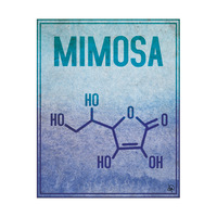 Mimosa Compound Violet