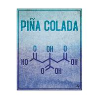 Pina Colada Compound Violet