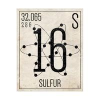 Sulfur Paper