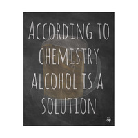 Chemical Solution Beer
