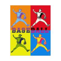 Baseball Pop Panels