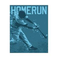 Homerun - Teal