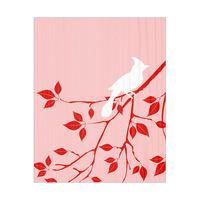 Pink Spring Cardinal