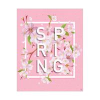 Pink Spring Sakura