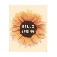Hello Spring Sunflower - Yellow