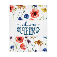 Welcome Spring - White