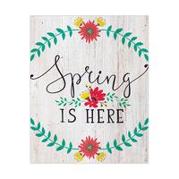 Spring is Here - Green Laurels