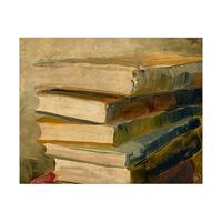 Pile Of Books Alpha