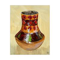 Pueblo Pottery Alpha