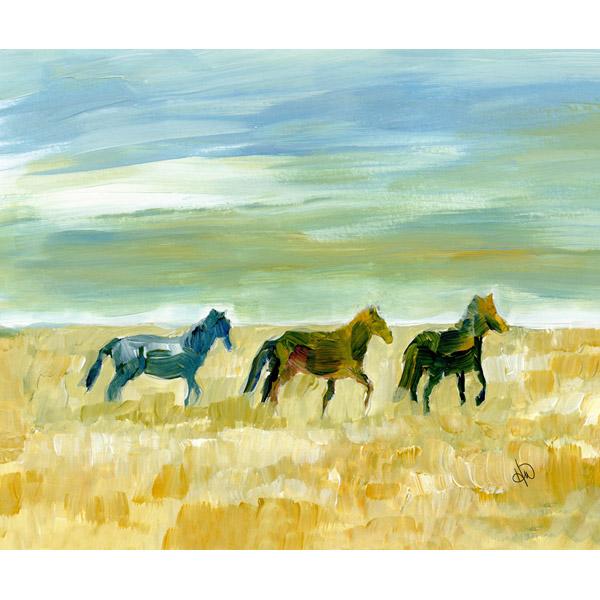 Free Horses Alpha
