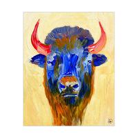 Colorful Buffalo Alpha