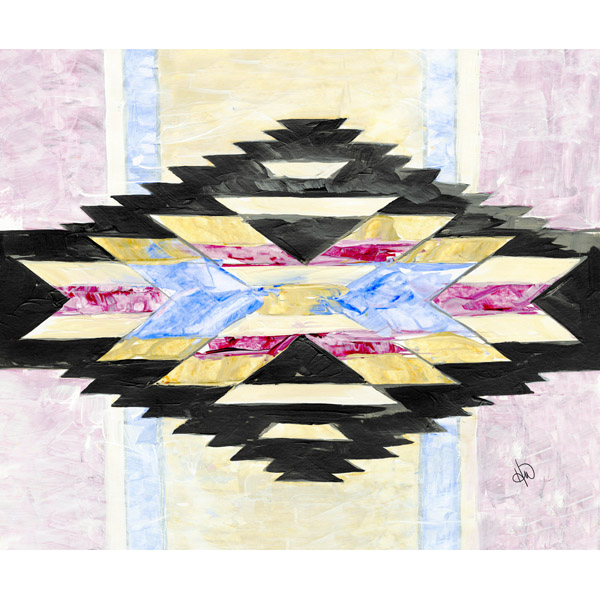 Navajo Rug Alpha