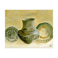 Navajo Pottery Alpha
