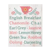 Favorite Teas - Coral