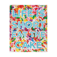Eat the Cake - Blue