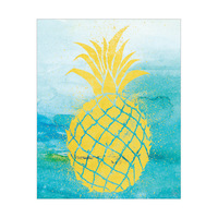 Pineapple Aqua Splash